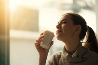 Pitie kávy počas kojenia